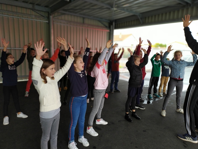 Ecole Ardelay aux Herbiers